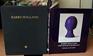 Harry Holland. The Painter & Reality. Signed Limited Edition with Signed Colour Monoprint.: ...