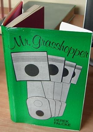 Mr. Grasshopper.: MOTORING. FALKE Derek.
