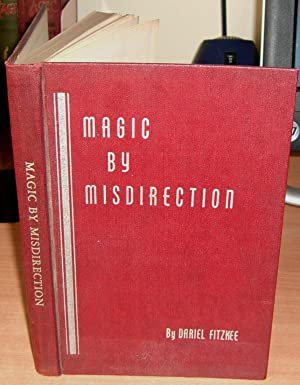 Magic by Misdirection.: FITZKEE Daniel.