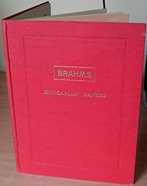 Hungarian Dances. Books 1 and 2 complete in 1.: BRAHMS Johannes.