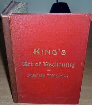 King's Lightning Calculator.: KING Prof. Thos.
