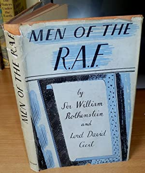 Men of the R.A.F. Signed by William Rothenstein.: ROTHENSTEIN Sir William and CECIL Lord Davd.