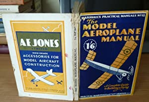 The Model Aeroplane Manual.: LANGLEY R edits
