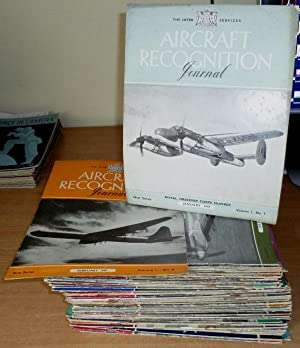 Inter Services (Aircraft) Recognition Journal. 88 issues.: WORLD WAR 2.