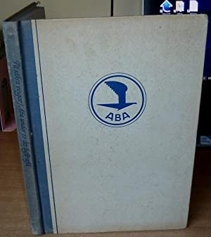 Pa Sakra Vingar 20 Ars Lufttrafik. 1924 / 1944.: AB AEROTRANSPORT.