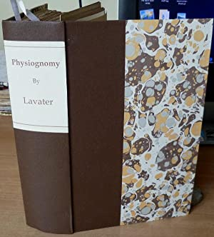 Essays on Physiognomy.: LAVATER John Caspar.
