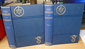 Isis Unveiled. 2 Volumes Complete.: BLAVATSKY H. P.
