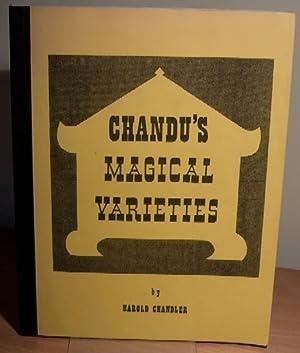 Chandu's Magical Varieties.: CHANDLER Harold.