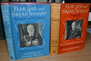 Fear God and Dread Nought. Volumes 1: MARDER A J.