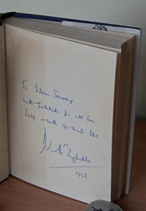 Stars in My Heart. With Signed Presentation Inscription from the Author to her Secretary,Eileen ...