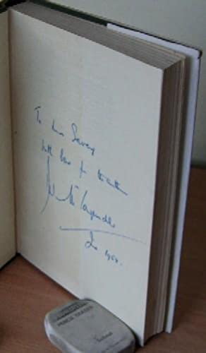 Desire of the Heart. With Signed Presentation Inscription from the Author to her Secretary,Eileen ...