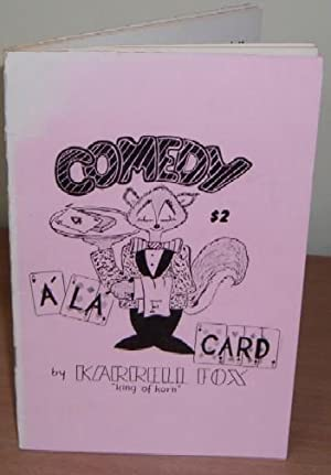 Comedy A La Card.: FOX Karrell.