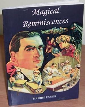 Magical Reminiscences.: ENSOR Harrie.