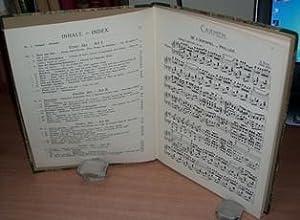 Carmen. Arranged for Piano.: BIZET Georges. VON WOSS Josef V.