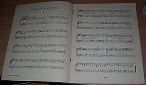 Sieben Klavierstucke. Op. 32.: EISLER Hanns.