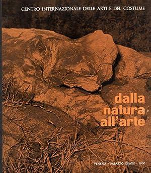 DALLA NATURA ALL'ARTE: MARINOTTI Paolo (introduzione