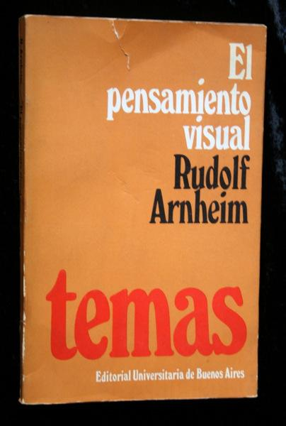 el pensamiento visual rudolf arnheim