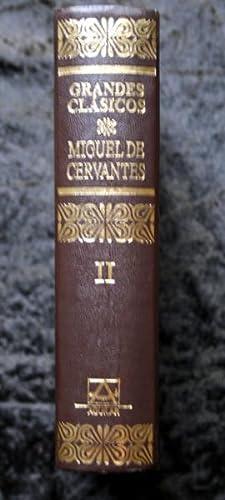 NOVELAS : DON QUIJOTE DE LA MANCHA: MIGUEL DE CERVANTES
