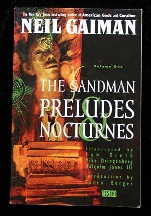 THE SANDMAN - PRELUDES NOCTURNES Volume One: Neil GAIMAN /