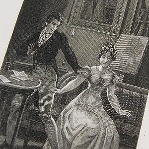 Vingt-Quatre Heures d'une Femme Sensible, ou Une: Salm, Constance de.