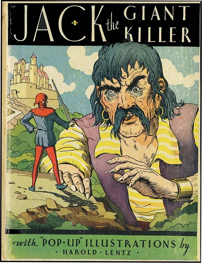 JACK THE GIANT KILLER Hardcover