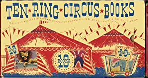TEN RING CIRCUS BOOKS