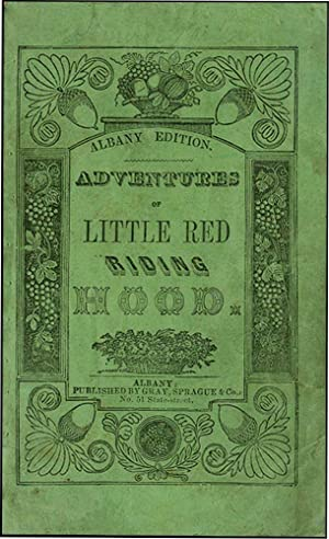 HISTORY OF LITTLE RED RIDING HOOD: PERRAULT