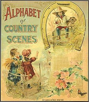 ALPHABET OF COUNTRY SCENES