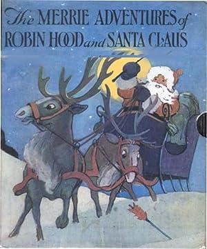 MERRIE ADVENTURES OF ROBIN HOOD AND SANTA: PARK, J. EDGAR