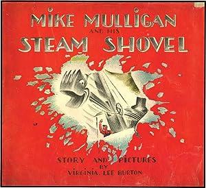 MIKE MULLIGAN AND HIS STEAM SHOVEL: BURTON,VIRGINIA LEE