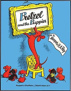 PRETZEL AND THE PUPPIES: REY, MARGARET