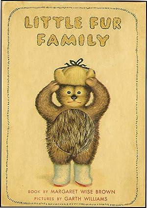 LITTLE FUR FAMILY: BROWN,MARGARET