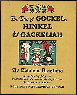 TALE OF GOCKEL, HINKEL & GACKELIAH: BRENTANO, CLEMENS
