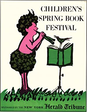 POSTER: CHILDREN'S SPRING BOOK FESTIVAL