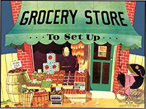 GROCERY STORE TO SET UP