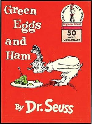 Green Eggs and Ham (Beginner Books B-16)