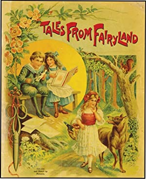 TALES FROM FAIRYLAND WITH CUT-OUT AND STAND-UP