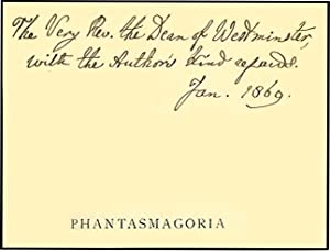 phantasmagoria book essay Look for thompson's essay  the answer: a postmodern phantasmagoria  terry castle provides a marvelous history of these uncanny special effects in her book.