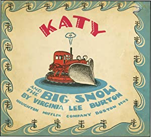 KATY AND THE BIG SNOW: BURTON, VIRGINIA LEE