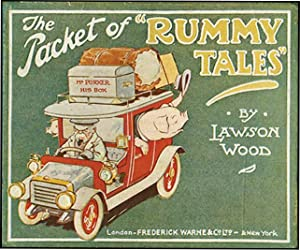 PACKET OF RUMMY TALES: WOOD, LAWSON