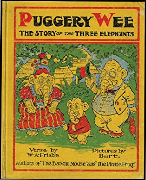PUGGERY WEE: THE STORY OF THE THREE: FRISBIE, W.A.