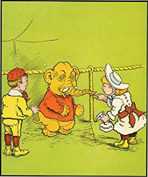 PUGGERY WEE: THE STORY OF THE THREE ELEPHANTS: FRISBIE,W.A.
