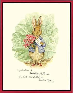 ORIGINAL ART: PETER RABBIT