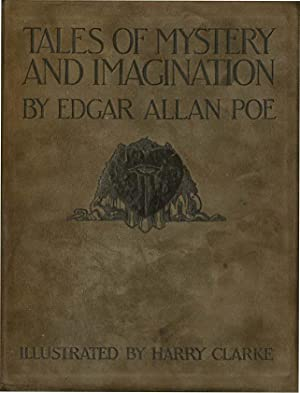 TALES OF MYSTERY AND IMAGINATION: POE,EDGAR ALLAN