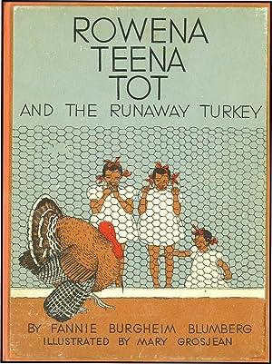 ROWENA TEENA TOT AND THE RUNAWAY TURKEY: BLUMBERG, FANNIE