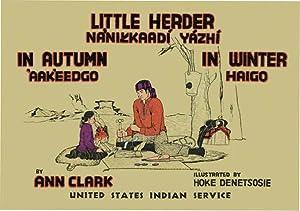 LITTLE HERDER IN AUTUMN * IN WINTER: CLARK,ANN