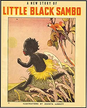 NEW STORY OF LITTLE BLACK SAMBO: BANNERMAN, HELEN