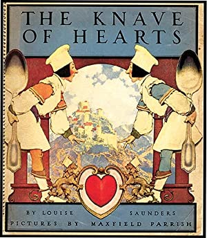 KNAVE OF HEARTS: SAUNDERS,LOUISE