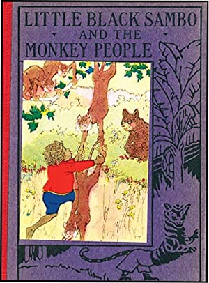 LITTLE BLACK SAMBO AND THE MONKEY PEOPLE: BANNERMAN