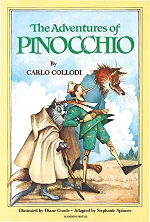 ADVENTURES OF PINOCCHIO: COLLODI,CARLO